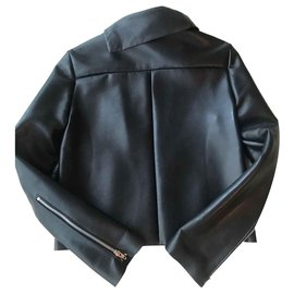 Céline-Jackets-Black