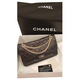 Chanel-Reissue 2.55-Black