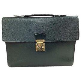 Louis Vuitton-Serviette Louis Vuitton-Vert