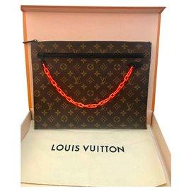 Louis Vuitton-Virgil Abloh-Marrom