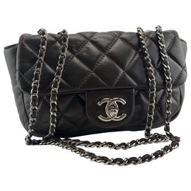 Chanel-Chanel Timeless Vintage Collection-Brown