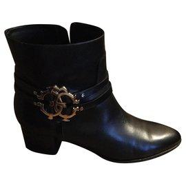 abf3cf4b35 Second hand Roberto Cavalli luxury shoes - Joli Closet