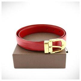 Louis Vuitton-Ceinture-Rouge