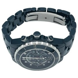 Chanel-Chanel J Uhr 12 Chronograph.-Andere