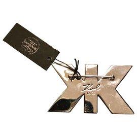Karl Lagerfeld-KL-Silvery