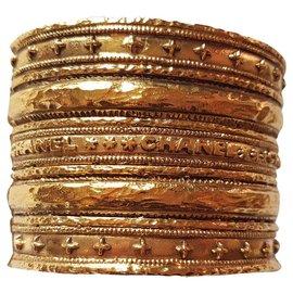 Chanel-Bracelets-Doré