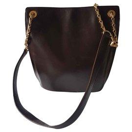 Céline-Handbags-Chocolate