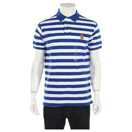 Polo Ralph Lauren-chemises-Blanc,Bleu
