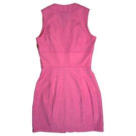 Versace-Dresses-Pink