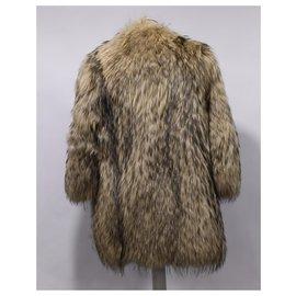 Sprung Frères-Manteaux, Vêtements d'extérieur-Beige