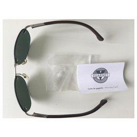 Autre Marque-Des lunettes de soleil-Beige