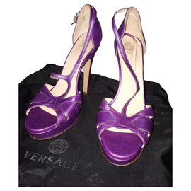 Escarpins Versace Joli Closet Versace Occasion Escarpins w7Oqxfq8z
