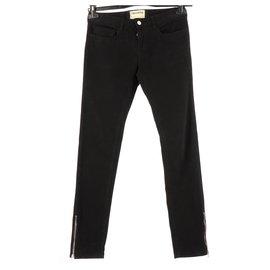 Zadig & Voltaire-Pantalon-Noir