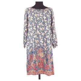 Comptoir Des Cotonniers-Dress-Blue
