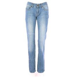 Ikks-Jeans-Bleu