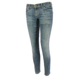Current Elliott-Jeans-Bleu Marine