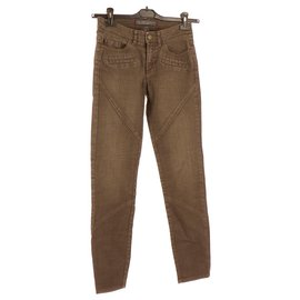 Ikks-Jeans-Marron