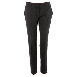 Bel Air-Pantalon-Noir