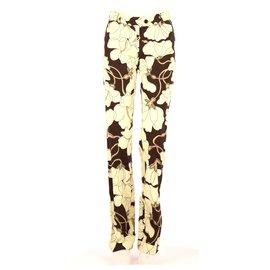 Moschino Cheap And Chic-Pantalon-Multicolore