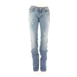 Dolce & Gabbana-Jeans-Bleu