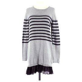 Ikks-Kleid-Grau