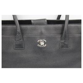 Chanel-Tote bag-Noir
