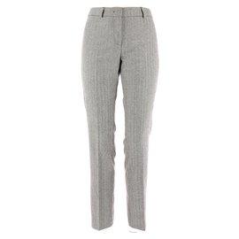 Autre Marque-Pantalon-Gris