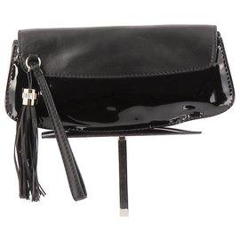 Lancel-wallet-Black