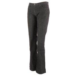 Ralph Lauren-Pantalon-Noir