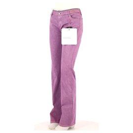 Autre Marque-Pantalon-Lavande