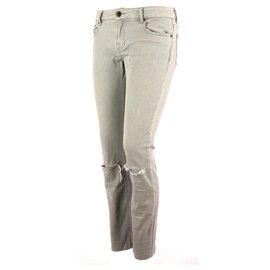 Maje-Jeans-Gris