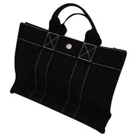 Hermès-SAC HERMES MODELE TOTO PM-Noir