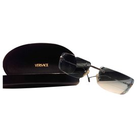 Versace-VERSACE glasses-Silvery