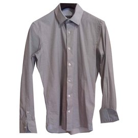 Torrente-Long sleeve shirt-Light blue