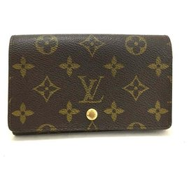 Louis Vuitton-Louis Vuitton Trésor-Marron