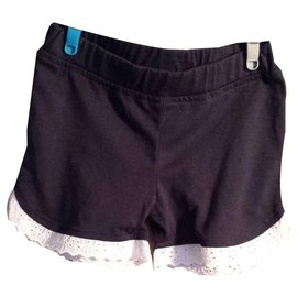 Guess-Shorts / Bermuda Guess-Marineblau