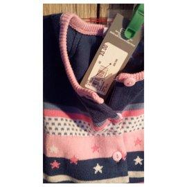 3pommes-Girl's vest (6-9months old)-Multiple colors