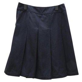 Miu Miu-Jupes-Noir