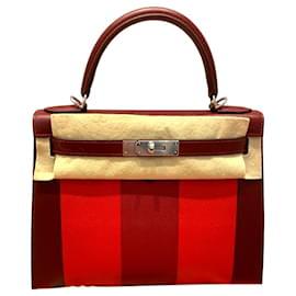 Hermès-Kelly Sellier 28-Multiple colors