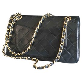 Chanel-Timeless Classic Small-Noir