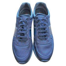 3bcb774e051 Prada-PRADA MEN'S GREAT CONDITIONS SNEAKERS-Dark blue ...