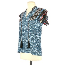 See by Chloé-Blouse-Multicolore