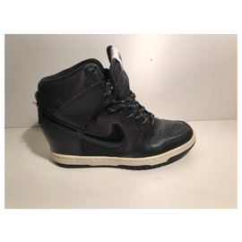 Nike-Baskets-Noir