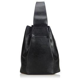 Louis Vuitton-Epi Sac à Dos-Noir