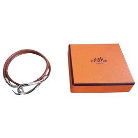 Hermès-Bracelets-Marron