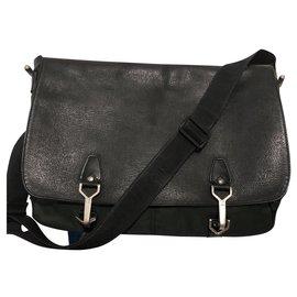 Louis Vuitton-Shoulder bag Dersou-Black,Khaki