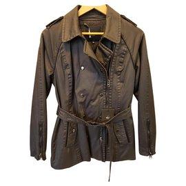 MKT studio-Manteaux, Vêtements d'extérieur-Noir