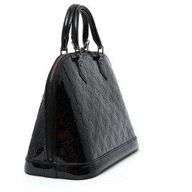 Louis Vuitton-BLACK ALMA BLACK PM-Noir