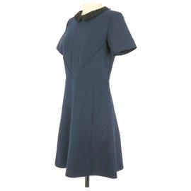 Comptoir Des Cotonniers-Robe-Bleu Marine