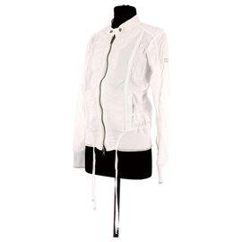 Pepe Jeans-Blouson-Blanc